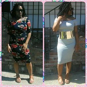 Dresses & Skirts - Spring/Summer Midi Dress Bundle